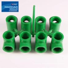 Molde de instalación de tuberías de plástico ppr de inyección personalizado