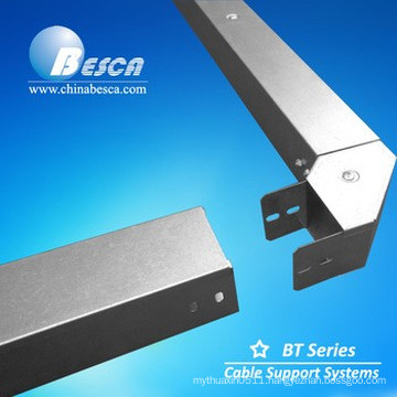 Economical Besca Outdoor Steel Cable Trunking Supplier