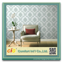 wallpaper for home decoration Textile Wallpaper of 280cm woven wallpaper