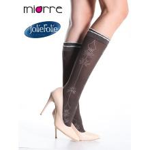 Miorre Donna BC Orleans Patterned Women Knee High Socks