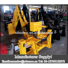 Tracteur Excavatrice rétractable tractable LW-6 LW-7 LW-8 LW-10