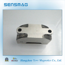 Производство Постоянный магнит двигателя подковы AlNiCo