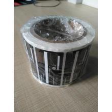 quality PET Material adhesive waterproof sticker printing