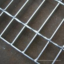 Plate-forme de grille en acier / grillage de barre / grillage en acier