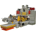 Automatic screw cap pilfer proof aluminum cap making machine production line