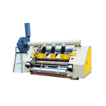 DW type automatic single facer corrugated machine  production line groups for carton factory machinery in Hebei