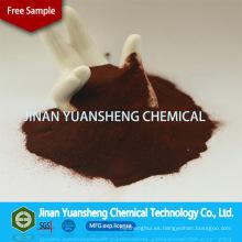 Sal de sodio de ácido lignosulfónico para aglutinante y dispersante de cerámica