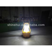 with high illumination lamp portable led lantern camping solar lamp lantern