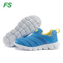 nouvelles chaussures occasionnelles bon marché d'enfant, chaussures d'enfants de mode, chaussures de vente les plus chaudes
