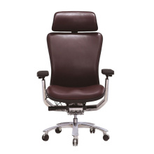 Genuine Leather Office Chair,Executive Office Chair Leather,Ergonomic Office Leather Chair