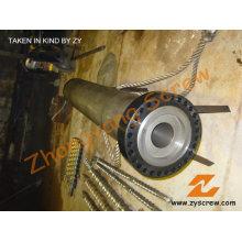 HIPS Nylon PU Parafuso e cilindro para máquina de moldagem por injeção simples