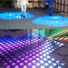 Interactive LED Dance Floor para Pub, Club
