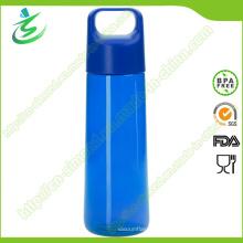Garrafa de água de venda a quente com 650ml de BPA com alça (DB-F2)