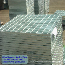 plain flooring grating