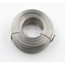 Calibre 10 de alambre de hierro galvanizado de acero de fábrica