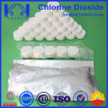 High Efficiency Chlorine Dioxide Fungicides for Water Treatment