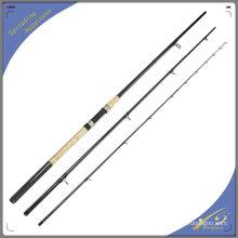 Fibra do carbono da campanha publicitária FDR001, pesca flexível do alimentador da haste do alimentador das varas de pesca do alimentador