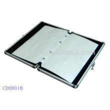 empaquetado de alta calidad CD 24 discos de CD de aluminio por mayor de China fabricante