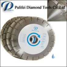 Lame de coupe de segment de diamant d'outils de coupe de diamant pour la pierre de coupe de cercle