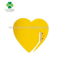 heart shape shape antique letter opener