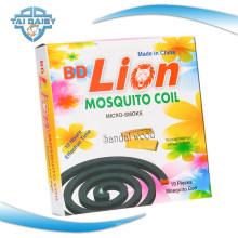 Bobine de moustique noire incassable pour le marché africain