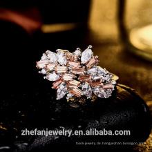 Massenringe Frauen Zubehör China Factory Direct Großhandel schönen Ring
