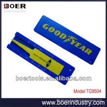 Tire Tread Depth Gauge ruler type