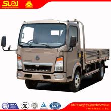Caminhão leve Diesel de Sinotruk HOWO 4X2 84PS Euro2 LHD 2t