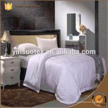 Weißes Baumwoll-Hotelgewebe für Bettwäsche-Set