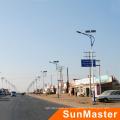 CE y RoHS aprobados luz de calle Solar 60W