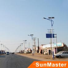 CE e RoHS aprovaram a luz de rua solar 60W