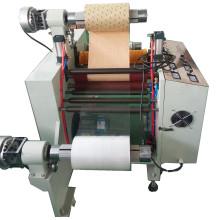 Machine à trancher d'étiquettes en papier adhésif imprimé