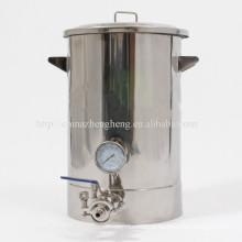 De Boa Qualidade Chaleira de aço inoxidável Brew