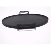 14 inch Pre-Seasoned Round Oven Griddle