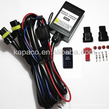 Professional solution Remote wiring harness For car ,truck and offroad