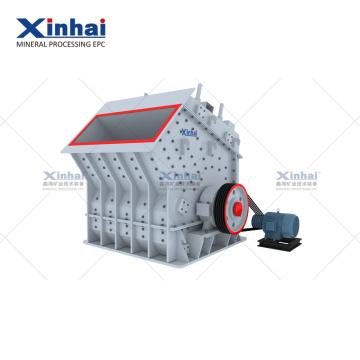 Энергосберегающий Малый Роторная Дробилка , Вертикальный Вал Воздействия Мобильная Дробилка