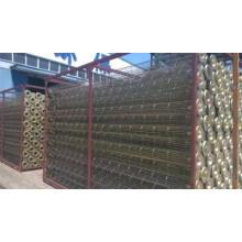 Gaiola de filtro de soldagem de aço carbono