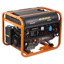 WH6500E-W Gerador portátil da soldadura da gasolina de 5000 watts começo elétrico (certificado do CE)