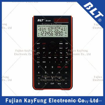 240 Funções 2 Line Display Scientific Calculator (BT-601MS)