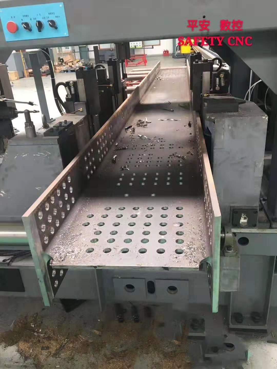 CNC H Beam Cutting Machine