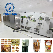 Automatic Sachet Water filling and packing machine