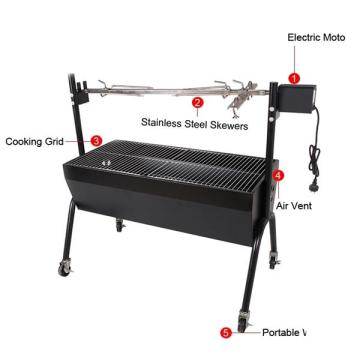 Grill Gear Garden Barbecue Grill