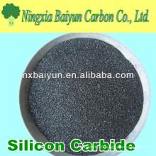 Abrasive black silicon carbide powder price