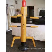 Wingchun Kungfu Training Wooden Dummy
