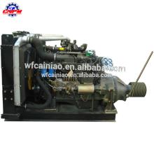 6113ZLP 6-Zylinder Stationär-Dieselmotor mit Riemenscheibe