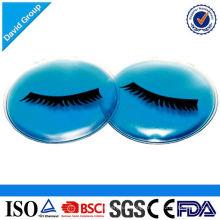 Relaxing Gel PVC Cold Ice Eye Masks For Black Eyes