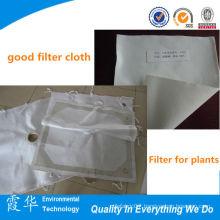 High quality metal eyelet PP press filter cloth