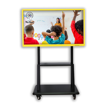 55 Inches Education Smart LCD Panel With Stand
