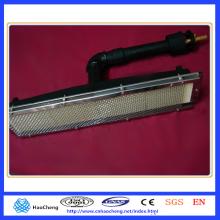 Malla de alambre tejida calefacción de alta temperatura resistente de la aleación de FeCrAl para la hornilla infrarroja