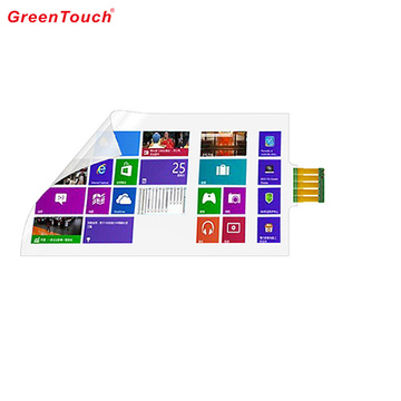 USB Nano Multi Touch Folie 98 Zoll